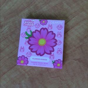 NWT Colourpop Animal Crossing Flower Power Blush
